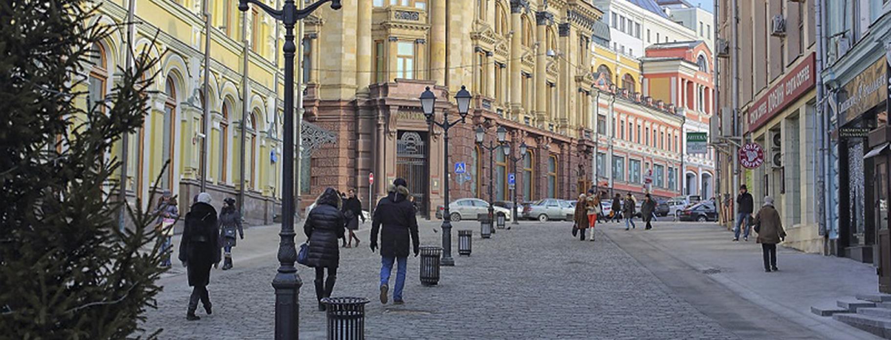 Как появилась улица Кузнецкий мост и куда исчез мост?